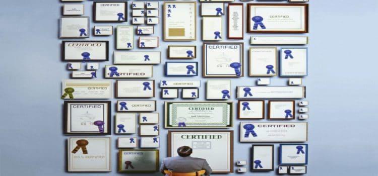 Co tojest certyfikat naprzegląd regałów magazynowych?