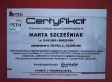 Certyfikacja przegladow technicznych